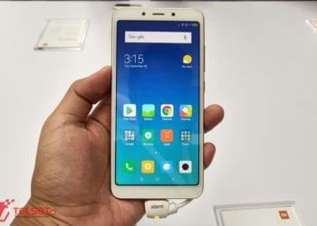 Hands-on Xiaomi Redmi 6A