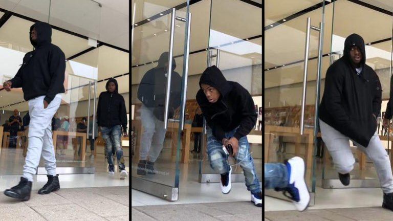 17 Pelaku Pencurian Berantai di Apple Store Terciduk