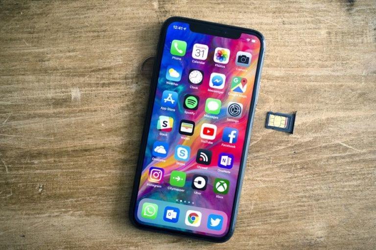iPhone XS dan XS Max Pakai eSIM di Sembilan Negara