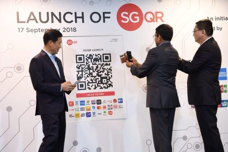 Singapura Satukan 27 Skema Pembayaran QR Code