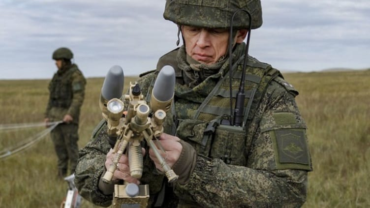 Senapan Bikinan Rusia Ini Bisa Rusak Sinyal Ponsel