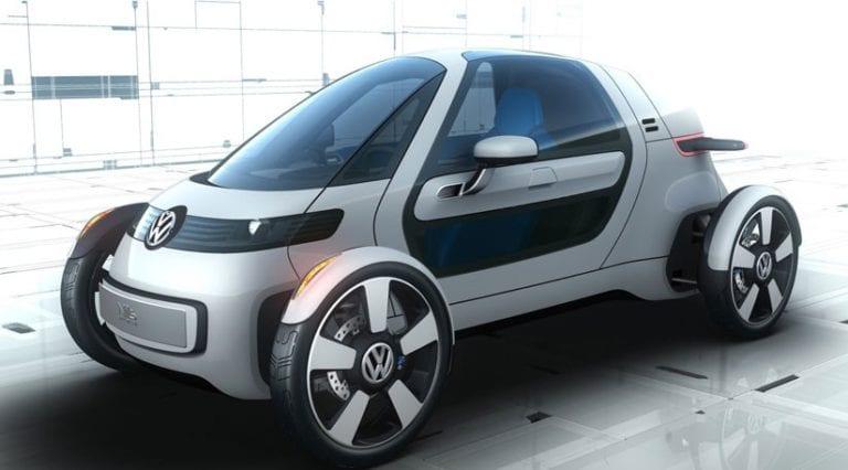 VW Pasang Target Jual 10 Juta Mobil Listrik