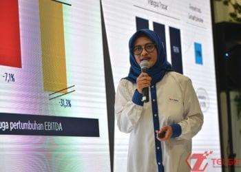 CEO XL Axiata Dian Siswarini (Hendra Wiradi/Telset.id)
