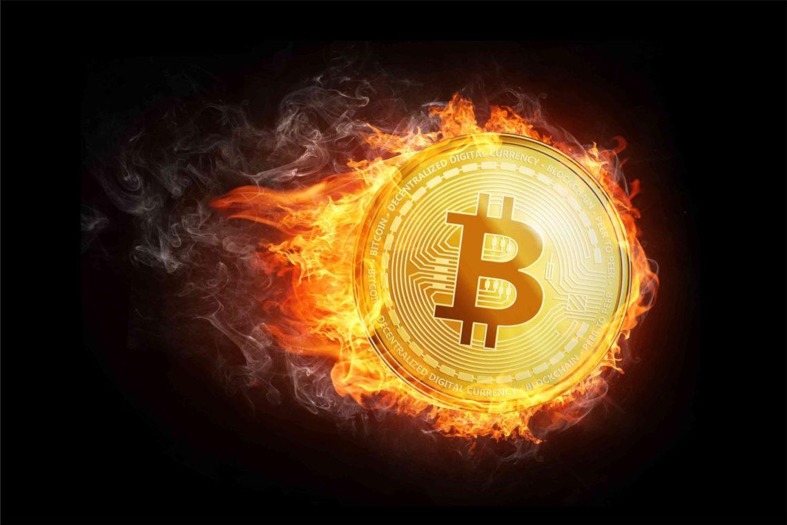 Bitcoin tingkatkan pemanasan global