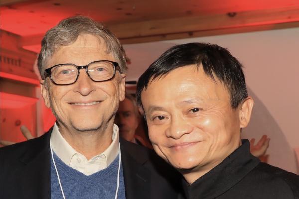 Jack Ma Akui Pernah Membenci Bill Gates