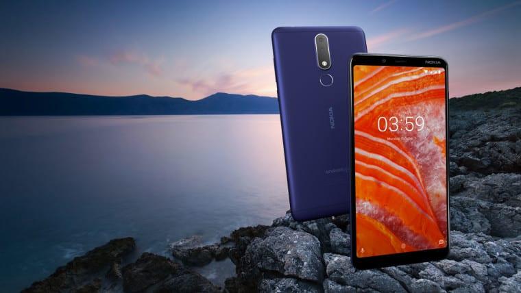 Meluncur, Nokia 3.1 Plus Bawa Bodi Premium di Harga Terjangkau