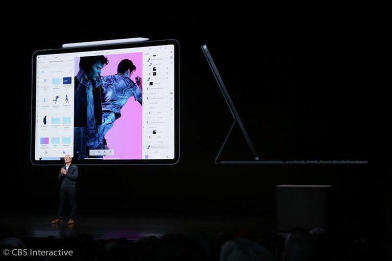 iPad Pro Terbaru Bisa untuk Isi Baterai iPhone