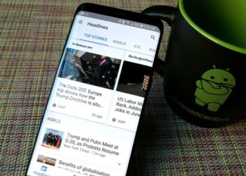 Aplikasi Google News