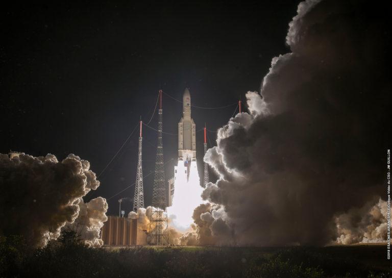 Eropa dan Jepang Kirim Pesawat Antariksa ke Merkurius