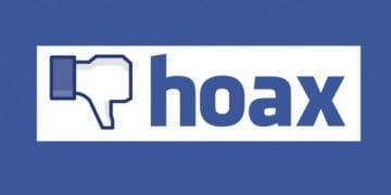 Hoax di Facebook