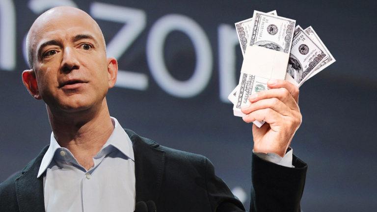 Bos Amazon Tambah Investasi Rp 15,2 Triliun di Blue Origin