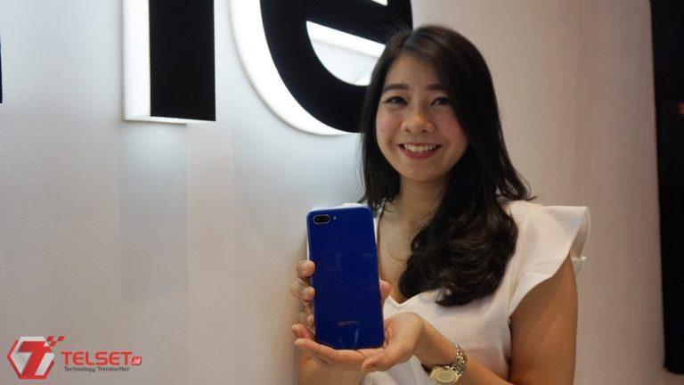 Realme C1 Dirilis di Indonesia, Harganya Rp 1 Jutaan