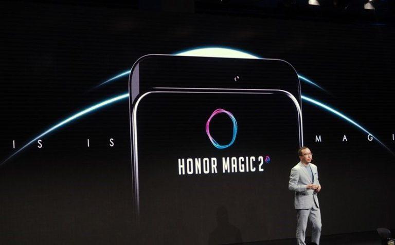 Desain Honor Magic 2 Bocor, Mirip Huawei P20 Pro
