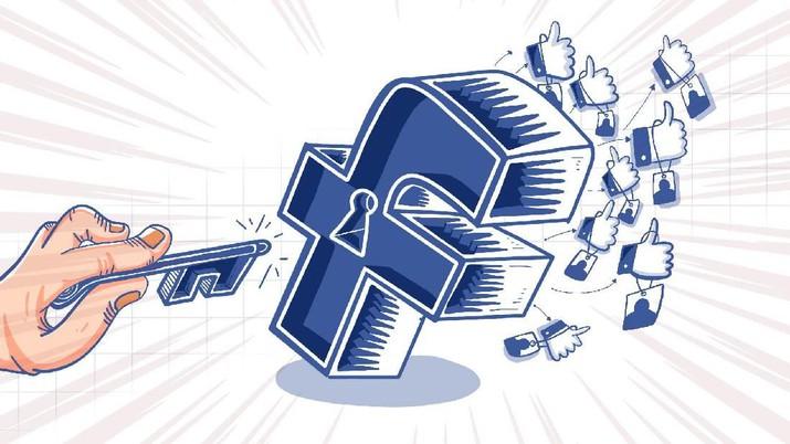 Facebook Pastikan Hacker Tak Akses Aplikasi Pihak Ketiga