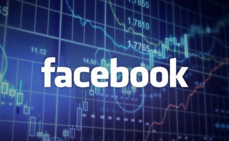 Nilai Saham Facebook dkk Rontok Rp 3.040 Triliun