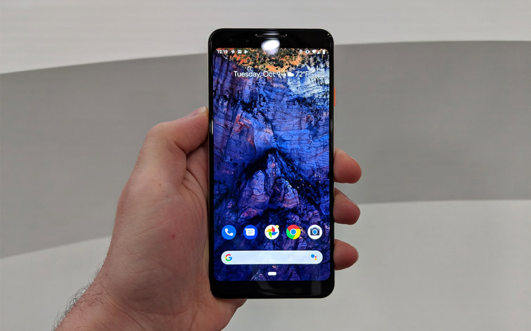 Teknologi Baru Google Pixel 3