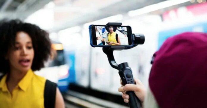 HP smartphone kamera terbaik untuk vlog