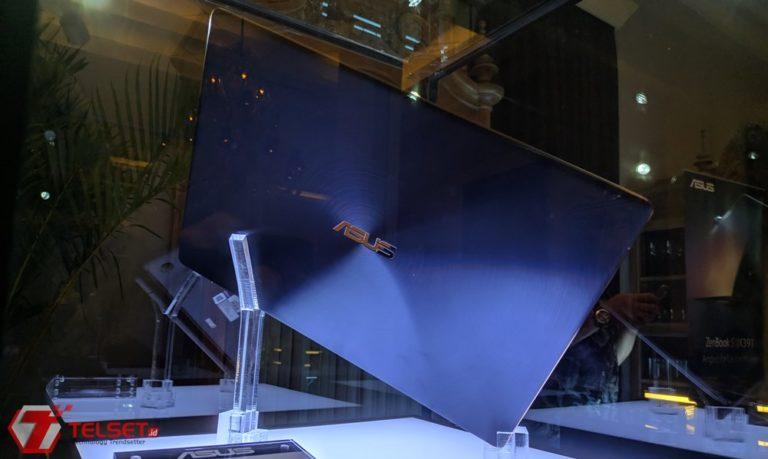 Hands-on Asus ZenBook S UX391UA: Nyaman dengan ErgoLift