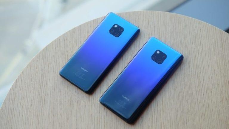 Huawei Mate 20 jadi Smartphone BM di Amerika, Kenapa?