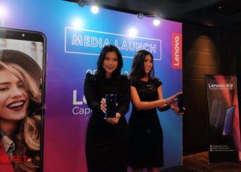 Smartphone Lenovo dan Lava