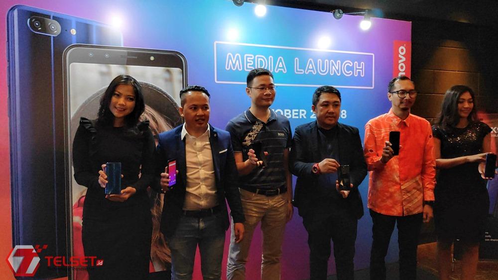 Lenovo K9 diluncurkan