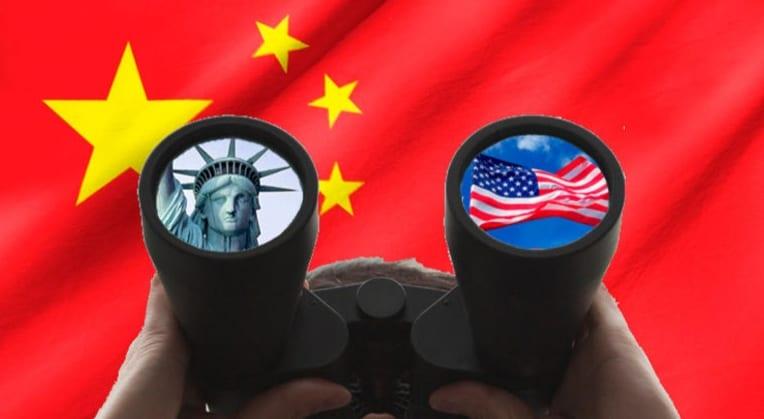 mata-mata China