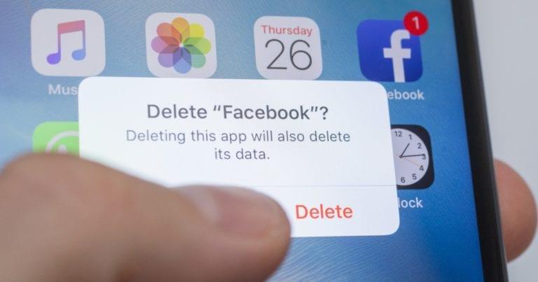 Masa Tenggang Hapus Akun Facebook Jadi 30 Hari