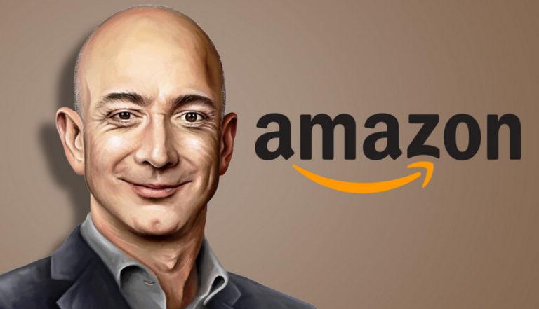 Jeff Bezos, si Perusak Alarm yang Jadi Triliuner