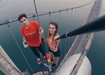 Kematian akibat selfie