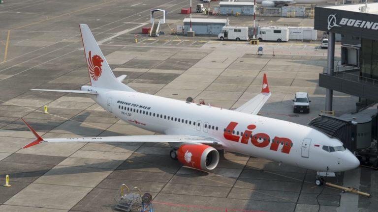 Jatuhnya Lion Air JT 610 Terlihat dari Aplikasi Flightradar24