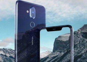 Desain Nokia 7.1 Plus