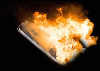 Penyebab smartphone meledak