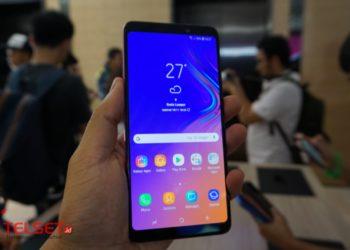 Hands-on Samsung Galaxy A9