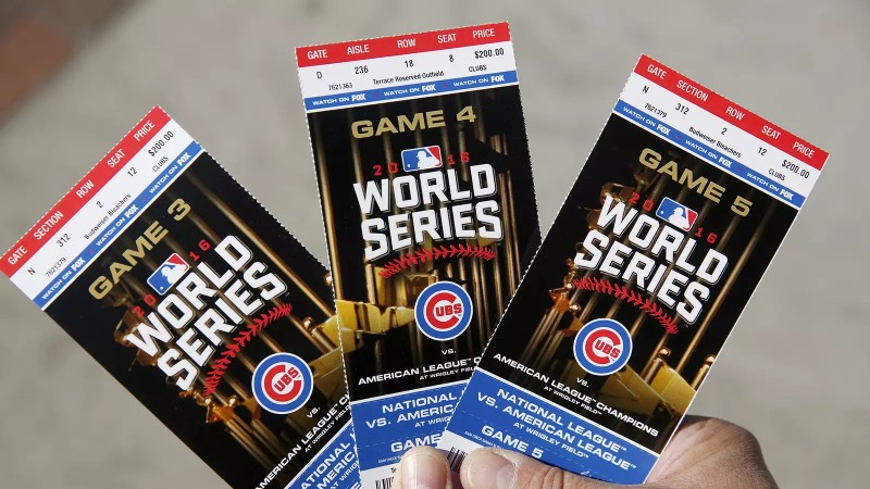 Tiket World Series