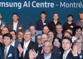 Pusat Penelitian AI Samsung