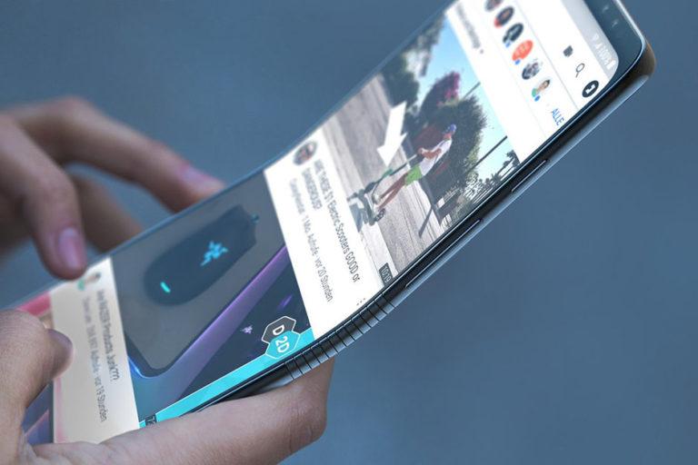 Petinggi Samsung Sebut Galaxy Fold Rilis Bulan Juli
