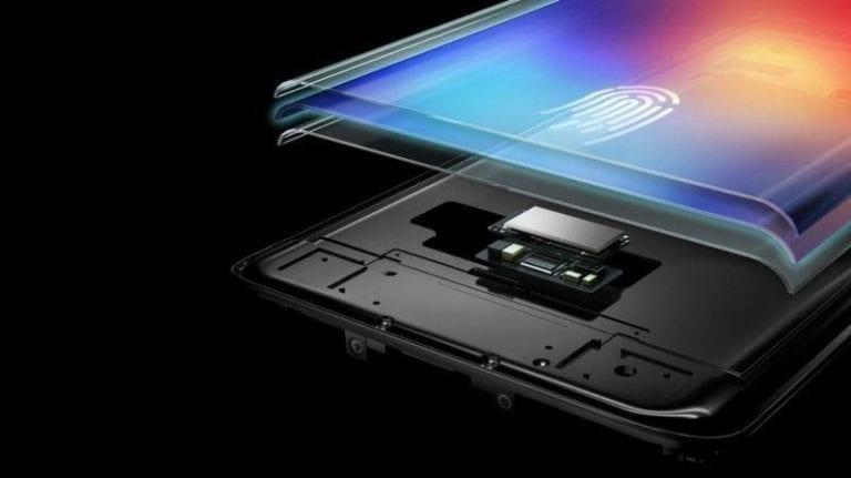 Samsung akan Ubah Layar jadi Sensor Sidik Jari