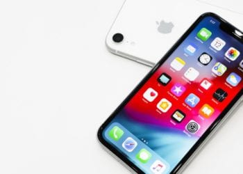softcase bening iPhone XR