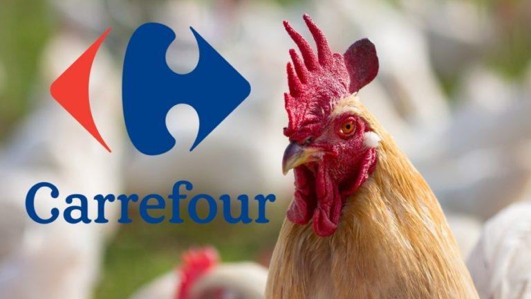 Carrefour Pakai Teknologi Blockchain untuk Segarkan Ayam