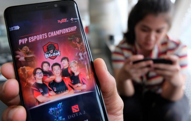 Telkomsel Kirim Dua Tim ke Ajang PvP Esports Championship