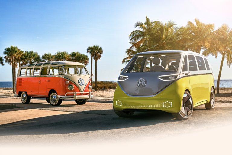 Siap-siap! Volkswagen akan Luncurkan VW Kombi Listrik