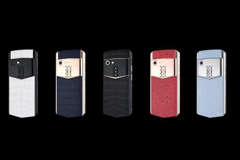 Khusus Sultan! Smartphone Android Ini Harganya Rp 215 Jutaan