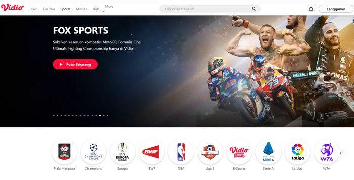 streamingolahraga