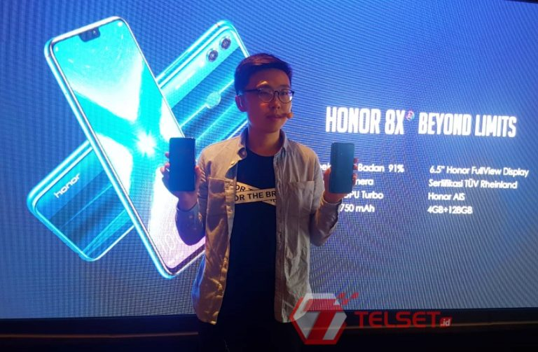 Honor 8X Dipastikan Hadir Awal November