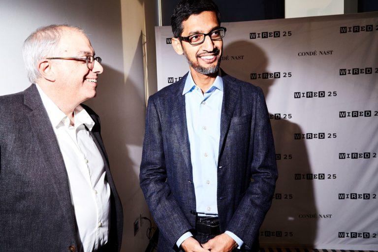 CEO Google Kembali Buka Suara Soal Proyek Dragonfly