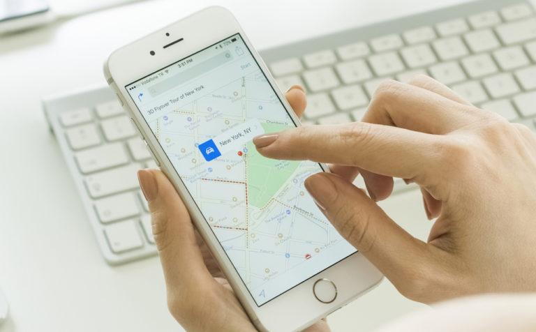 """Asyik! Aplikasi Google Maps punya Fitur """"Share Loc"""""""