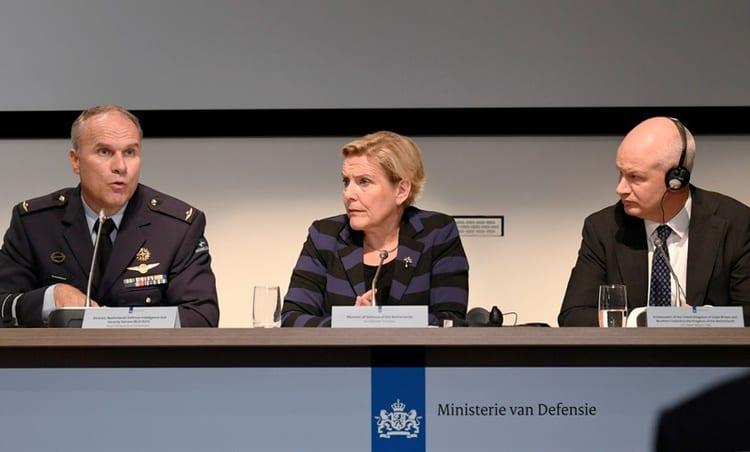 Inggris dan Belanda Tuduh Rusia Lakukan Serangan Siber