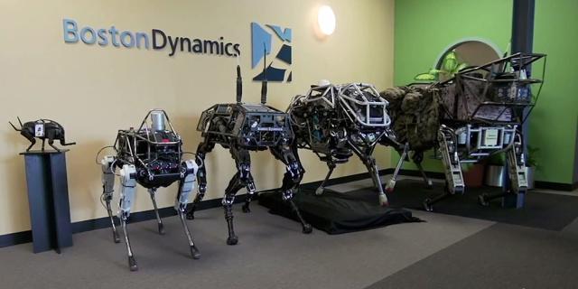 """SpotMini, Robot Anjing yang Bisa Jadi """"Mandor"""" Bangunan"""