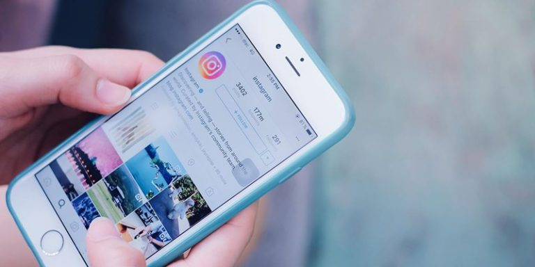 Instagram Down Bukan Gara-gara Pembatasan Medsos Kominfo