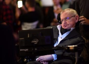 Penelitian Hawking